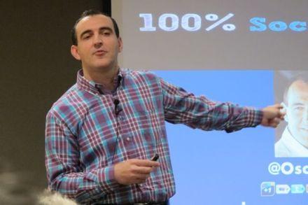 Oscar del Santo, experto en branding y reputación online